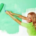 Интериорни бои и правилното им нанасяне