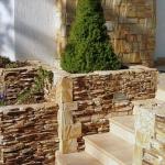 Какво трябва да знаем при лепенето на плочи от естествен камък