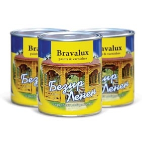 BRAVACOLOR LINSEED OIL